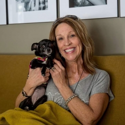 PRINCESS, fostered and adopted by Ed & Mary Koliba