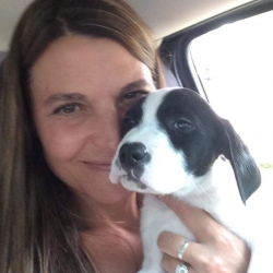 MONA, fostered and adopted by Martha Galea